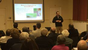 Presentation by Joe Frost, Gigaclear, to residents