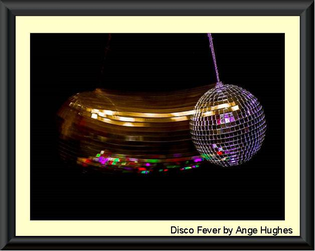Disco Fever by Ange Hughes 500