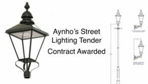 Aynho Street Lights